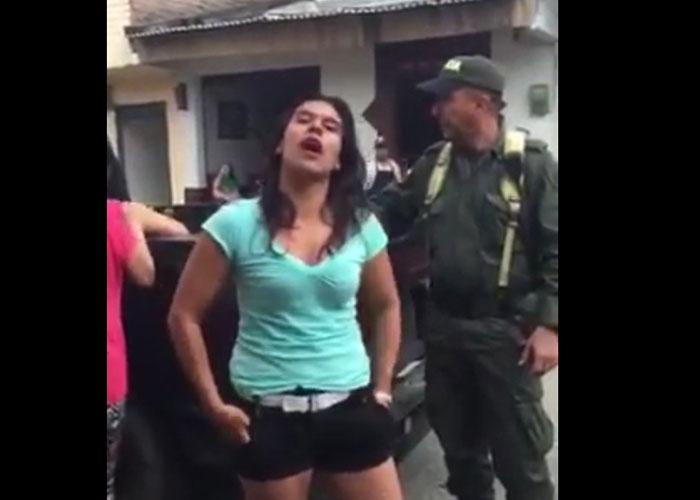 En video, la candidata al Concejo de Buga que bebió de más