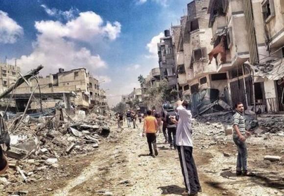 Palestina: víctima de una ocupación sin fin