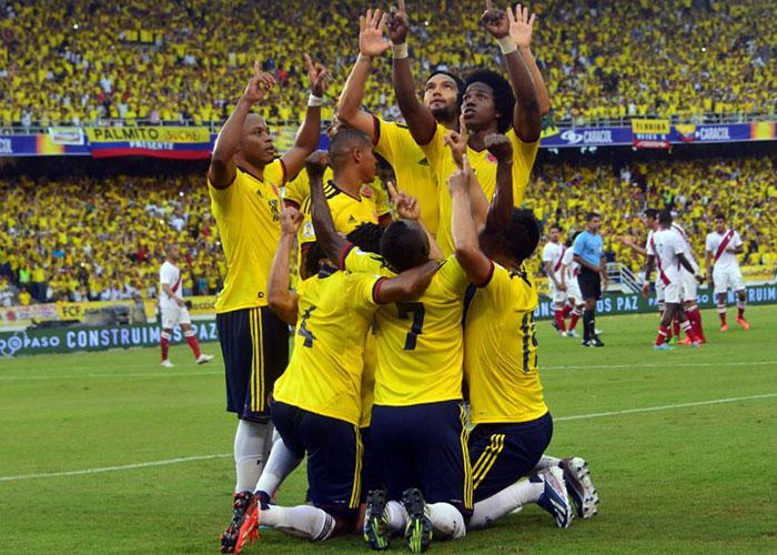 La falta de autoridad de la Selección Colombia