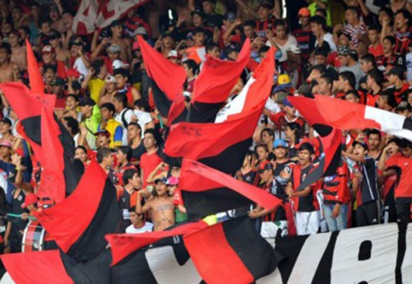 El Cúcuta Deportivo, equipo de una sola gloria y muchos dolores