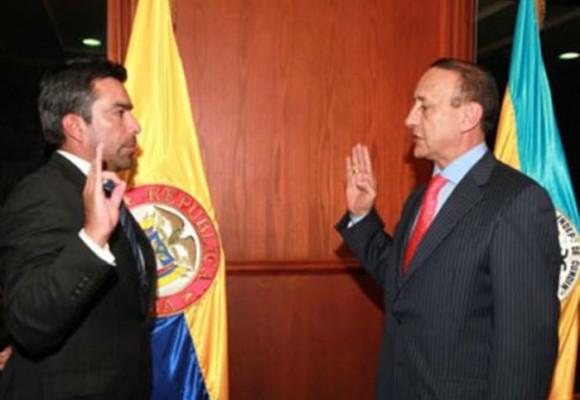 Jorge Rey, el candidato de Álvaro Cruz que está investigado