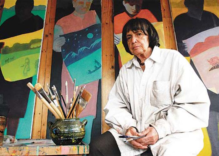 Beatriz González y Óscar Muñoz llegan a la semana del arte en París