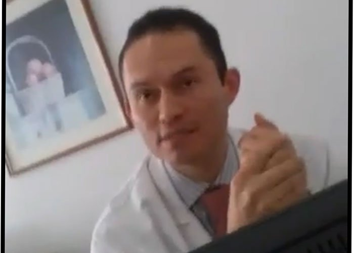 Sobre el video del pediatra, la mamá videógrafa, el periodismo y los médicos