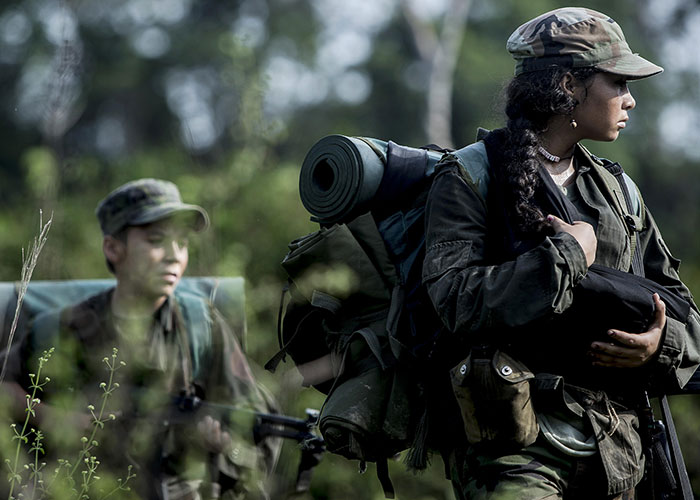 'Violencia' y 'Alias María', las películas que le apuestan a la paz