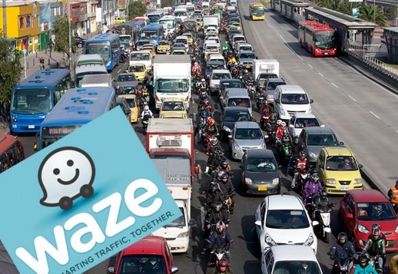 Bogotá es la segunda peor ciudad del mundo para manejar