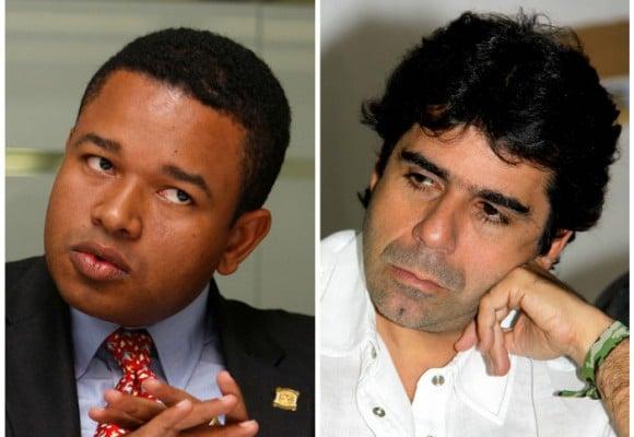 Video en el que se desboca Yahir Acuña contra su rival Édgar Martínez y reta a Alex Char