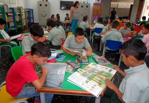La biblioteca del Socorro: donde la creatividad pesa más que la plata