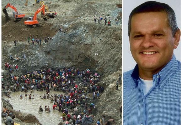 Alias 'Carevieja' sería el alcalde de Dagua, el corazón de la minería ilegal en el Valle