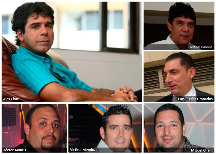 El combo de Alex Char vuelve a mandar en Barranquilla