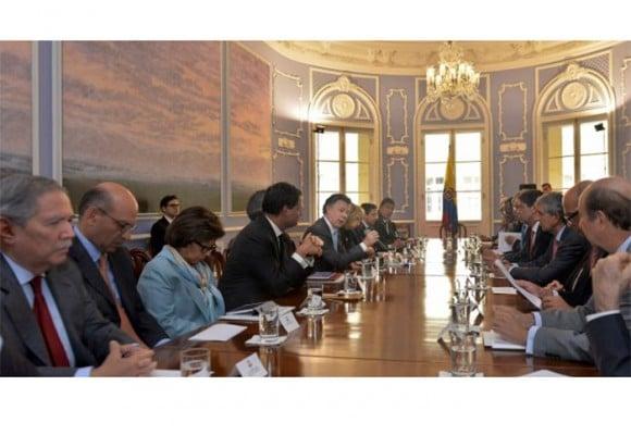 Los empresarias piden refrendación ciudadana a los acuerdos de La Habana