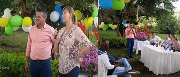 Dilian Francisca Toro, candidata a la Gobernación del Valle por La U, respalda a 'Carevieja'