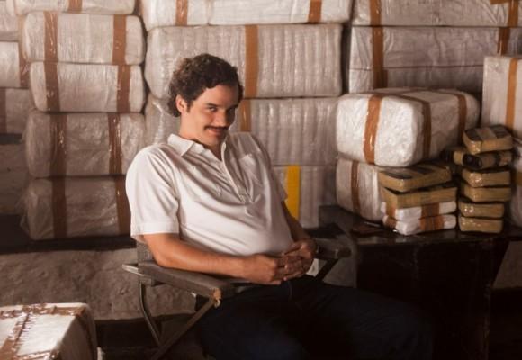 Un brasilero se volvió Pablo Escobar en 'Narcos'