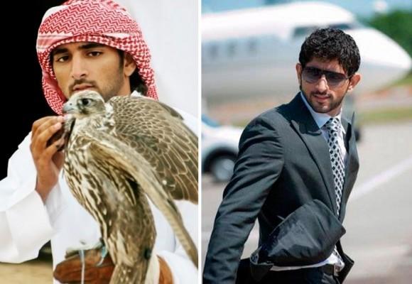 Las excéntricas aficiones de los playboys árabes