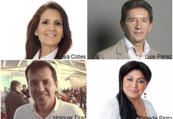 Más de 150 candidatos con presuntos vínculos con la ilegalidad podrían ser alcaldes o gobernadores