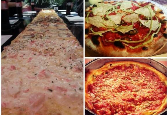 ¿Cuál de estas pizzas es la mejor de Bogotá?