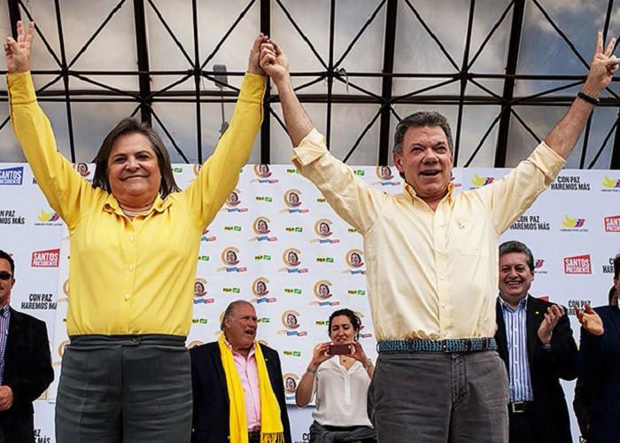 Clara López va ganando