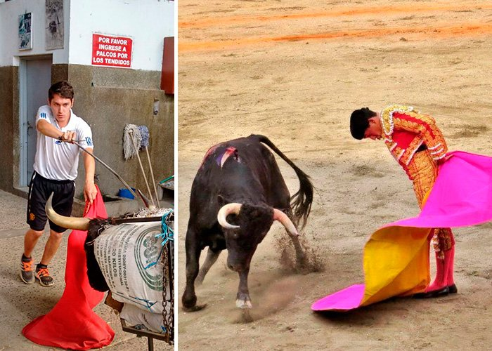 Así defienden los amantes de los toros su afición