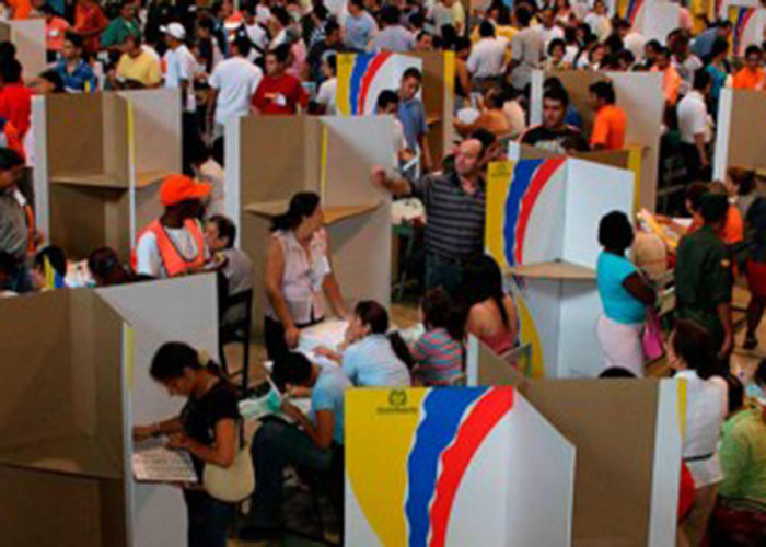 El hipermercado electoral