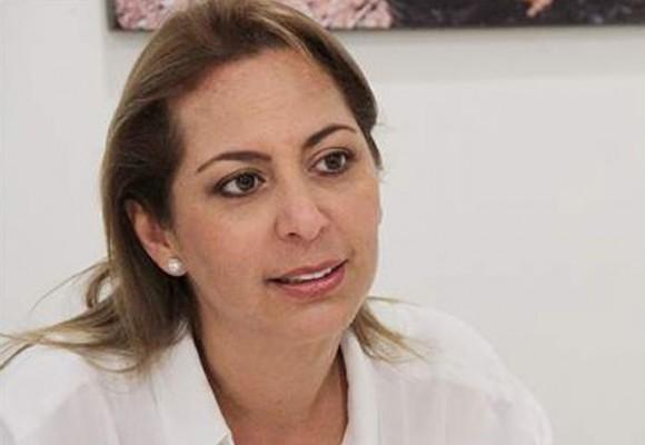 Marcela Amaya, candidata de Alan Jara, gobernará en el Meta