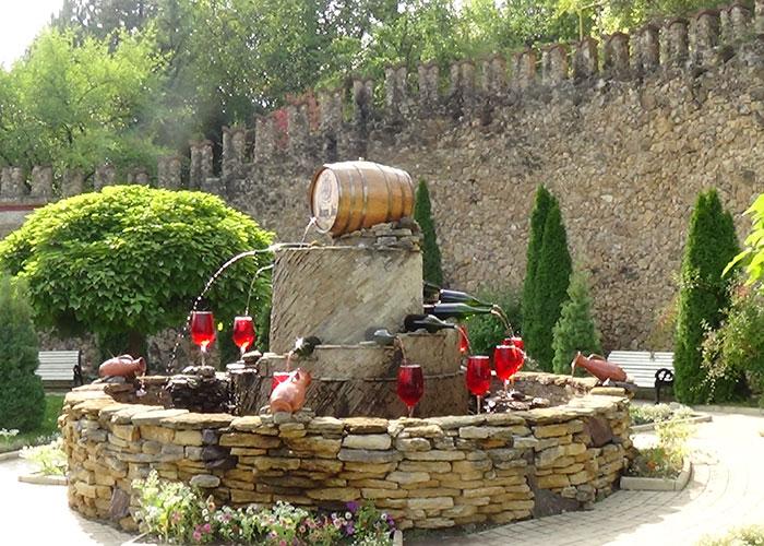 Milesti Mici, la bodega de vino más grande del mundo
