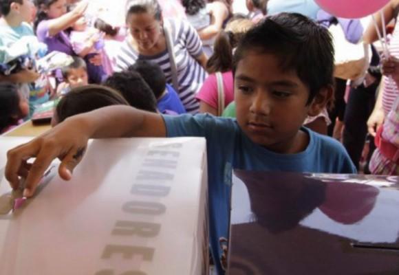 Los niños esclavos en las elecciones de Cúcuta