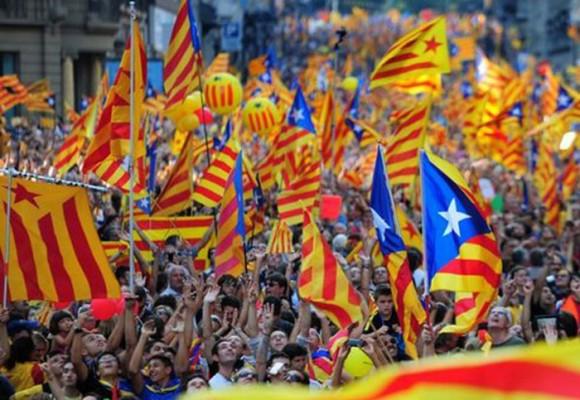 Catalunya, una nación en España que se independiza