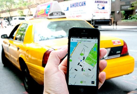 Señores taxistas, ¡pásense a Uber!