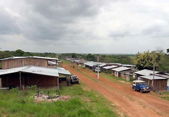 Razones para la asonada en Mapiripán (Meta)