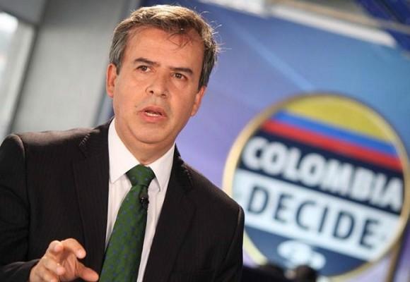 No me conviene que Alex Vernot sea alcalde de Bogotá