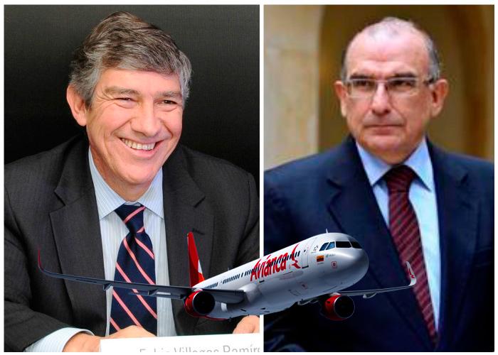 Avianca: la negociación que no les salió a De la Calle y a Villegas