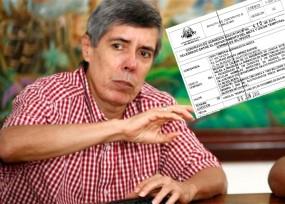 Con 2 investigaciones a cuestas, Alan Jara entra al alto gobierno de Santos