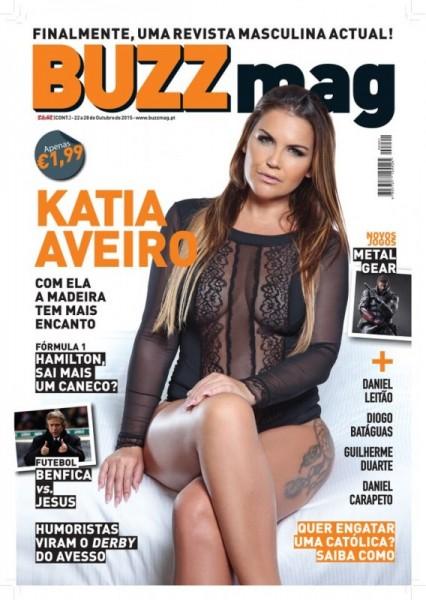 Katia portada Buzz