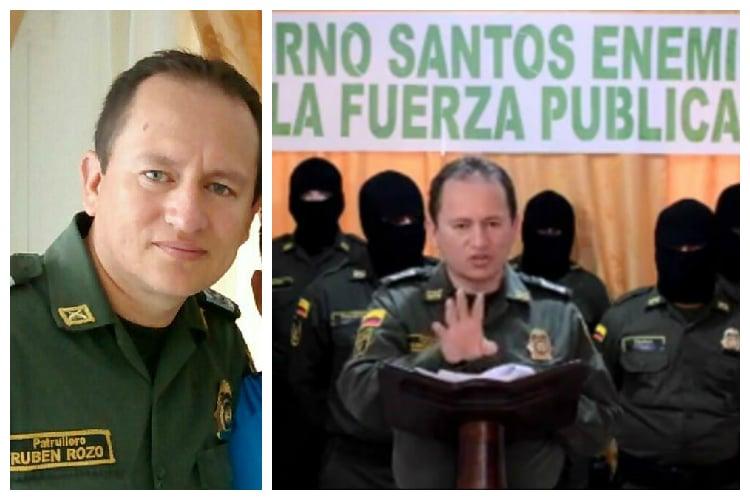 El patrullero que se le rebeló a las injusticias de la Policía