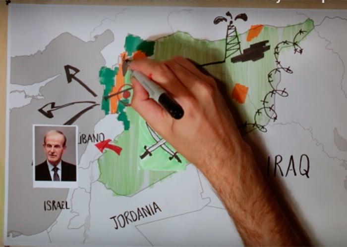 El video que explica de forma clara la crisis en Siria