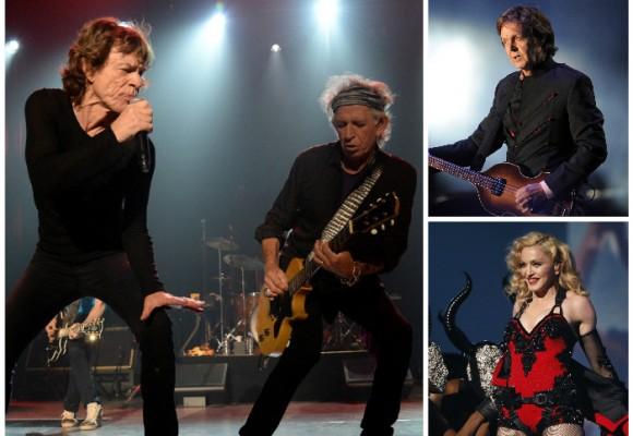 Los Rolling Stones darían el concierto más caro de la historia en Colombia