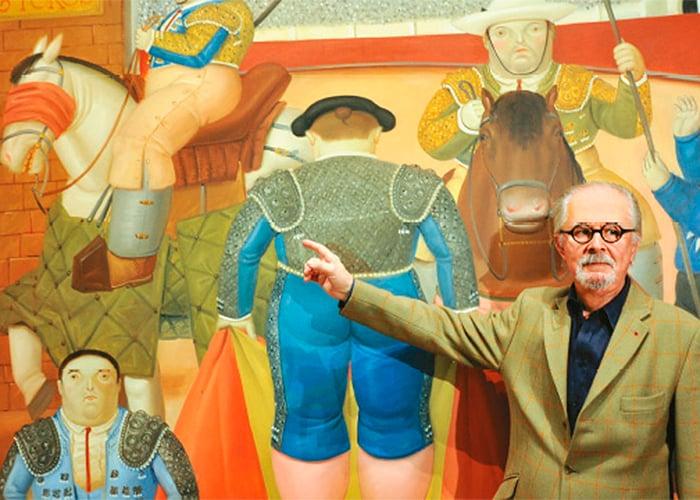 Fernando Botero, el último gran taurófilo