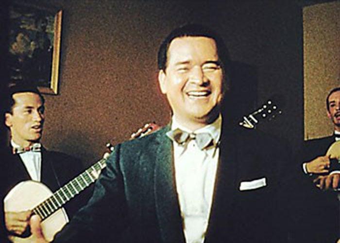 Carlos Julio Ramírez, el primer artista colombiano que triunfó en Hollywood