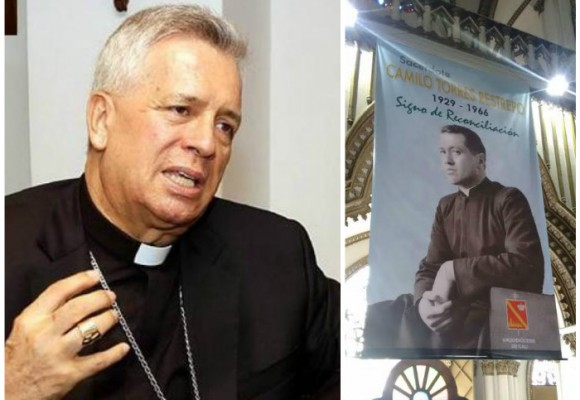 El obispo de Cali tras la huella de Camilo Torres