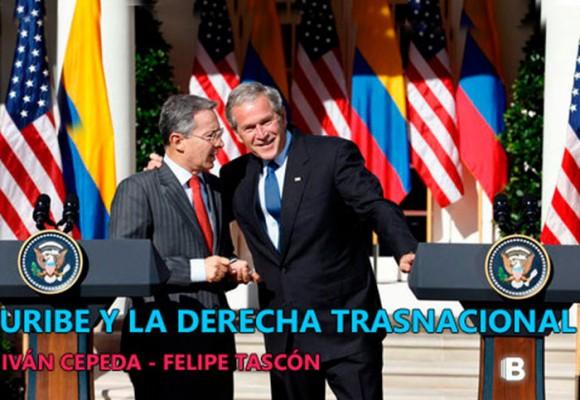 Iván Cepeda lanza su tercera publicación analizando a Uribe