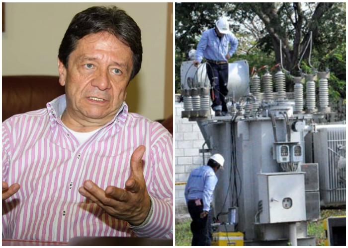 'Hoy tenemos el cadáver insepulto de las electrificadoras de la costa': César González