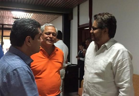 El político de Cambio Radical que llegó a La Habana