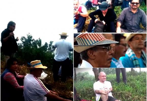 VIDEO: El paseo de las Farc por Cuba