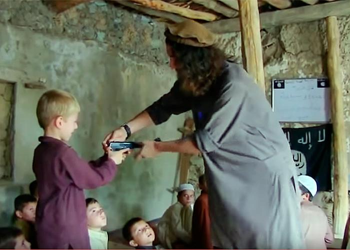 En video: el colegio a donde van a estudiar los niños de ISIS