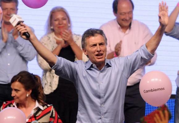 Mauricio Macri entierra la era Kirchner