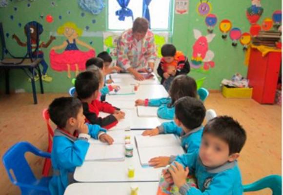 Las madres comunitarias de 336 niños vulnerables