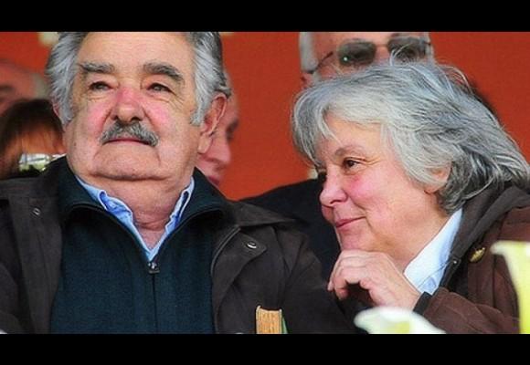 Pepe Mujica, el expresidente, en privado