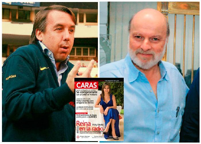 Agarrón de dos pesos pesados: RCN vs. Televisa