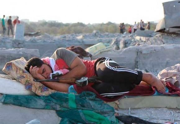 ¿Cómo vive la gente en Siria los bombardeos de Hollande?