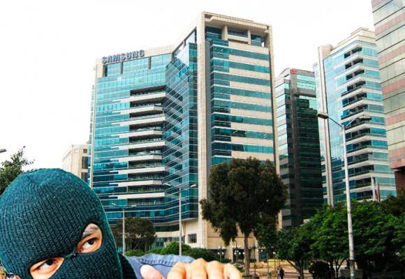 Así me robaron en la Torre Samsung en Bogotá
