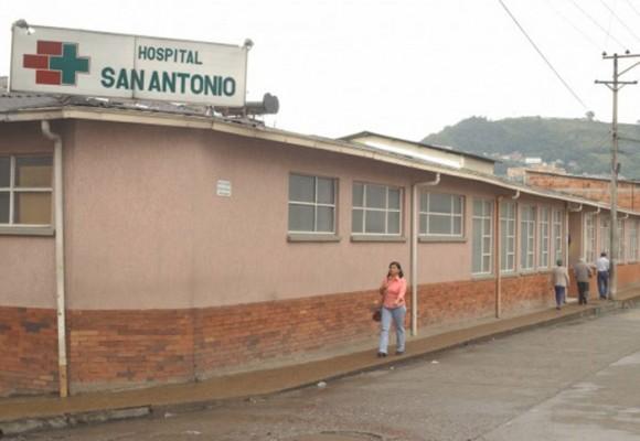 Crisis de la salud llegó al Hospital San Antonio de Villamaría (Caldas)
